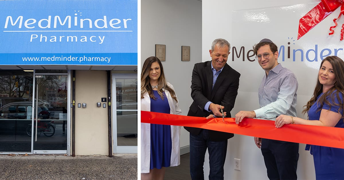 Our new MedMinder Pharmacy in Brooklyn!