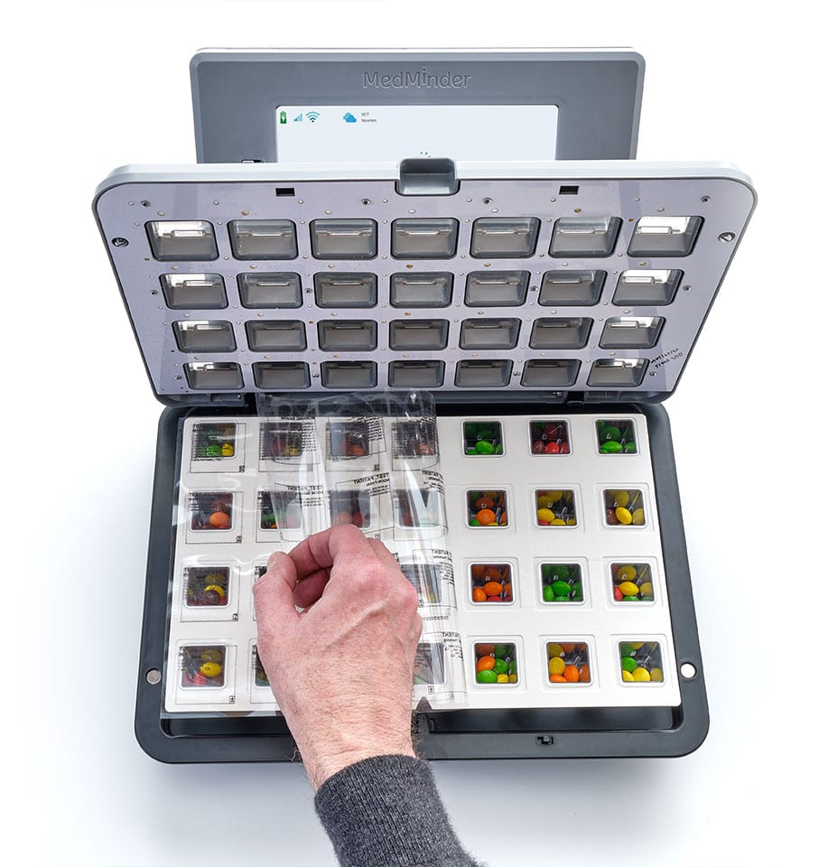 Reminder Devices for Elderly Medicines and Tasks 3