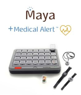 MedMinder Maya - secured pill dispenser