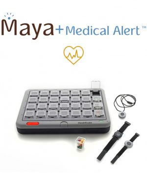 MedMinder Maya - secured pill dispenser