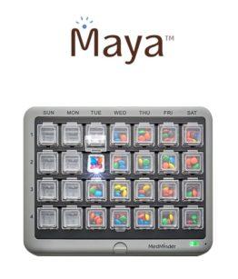 MedMinder Maya - Automatic medication dispenser